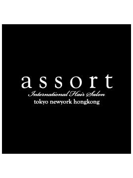 ASSORT TOKYOの髪型・ヘアカタログ・ヘアスタイル