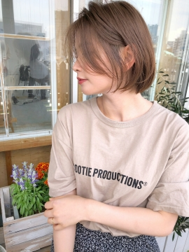 CHAINON梅ヶ丘店(シェノン)の髪型・ヘアカタログ・ヘアスタイル