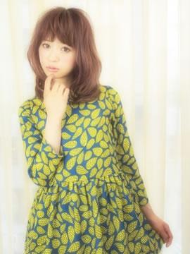 amis by airの髪型・ヘアカタログ・ヘアスタイル