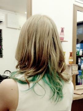 隠れ家サロンantyの髪型・ヘアカタログ・ヘアスタイル