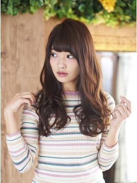 ashuleyの髪型・ヘアカタログ・ヘアスタイル