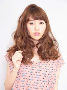 ATiNGEの髪型・ヘアカタログ・ヘアスタイル