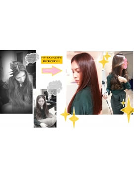 Dans Dix ans (ダンディゾン)の髪型・ヘアカタログ・ヘアスタイル