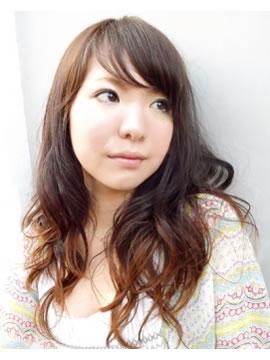 CHAFF 明大前の髪型・ヘアカタログ・ヘアスタイル