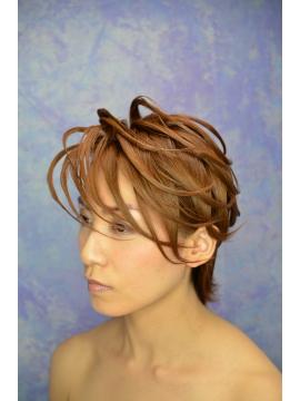 1%er professional GINZAの髪型・ヘアカタログ・ヘアスタイル