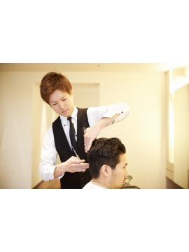 KEEN青葉台店の髪型・ヘアカタログ・ヘアスタイル