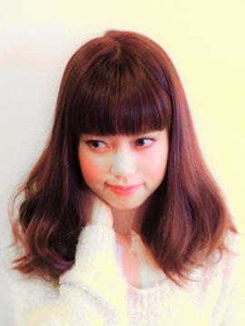 Livreの髪型・ヘアカタログ・ヘアスタイル
