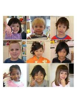 Kid's Hair LOVABLE 【子供美容室】の髪型・ヘアカタログ・ヘアスタイル