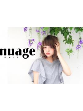 nuage 【ニュアージュ】の髪型・ヘアカタログ・ヘアスタイル