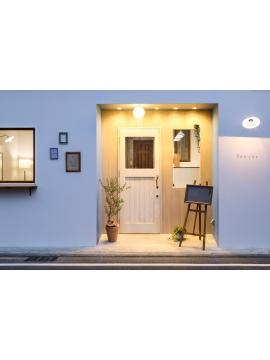 カフェのような美容室「tresor」の髪型・ヘアカタログ・ヘアスタイル