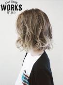 WORKS HAIR DESIGNのヘアカタログ写真