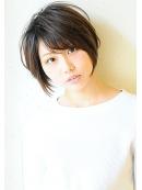 ★撮影モデル【ボブカット&ショート】 カット+カラーorパーマ無料♪