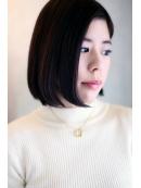 渋谷【白髪染め・リタッチ】練習モデル