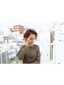 Que-hairのヘアカタログ画像