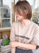 CHAINON梅ヶ丘店(シェノン)のヘアカタログ写真