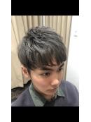 Bluestarのヘアカタログ写真