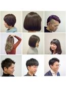 DEAR-LOGUE 自由が丘店のヘアカタログ写真
