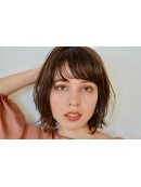 Her hair salonのヘアカタログ写真