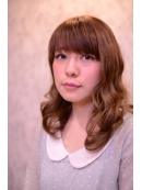 1%er professional GINZAのヘアカタログ画像