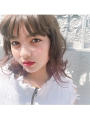 KAZEのヘアカタログ写真