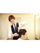 KEEN青葉台店のヘアカタログ画像