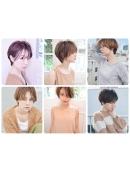 NATSUYAのヘアカタログ写真