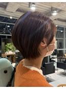oakのヘアカタログ写真