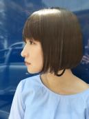 Que-hairのヘアカタログ写真
