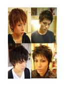 SAIKAのヘアカタログ画像
