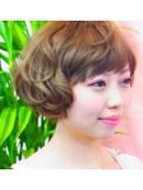 CHARM HAIRのヘアカタログ画像