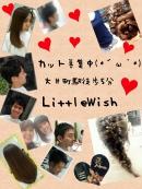 LittleWishのヘアカタログ画像