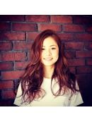 Tashaのヘアカタログ写真