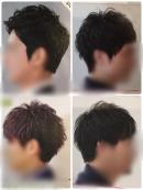 【水、木、金】21時【日曜】 19時 恵比寿 メンズ 刈り上げ ショートスタイルカットモデル!!