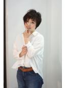 【  土、日曜日 19時】材料費のみ! くせ毛風  ゆるふわ♪ ボブorショートヘア パーマモデル!