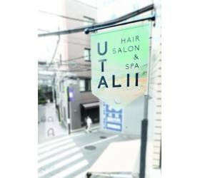 UTALII Hair Salon&Spaの店舗写真1