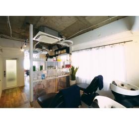 UTALII Hair Salon&Spaの店舗写真2