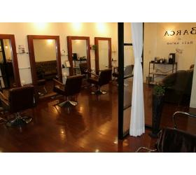BARCA di Hairsalon 【バルカ】の店舗写真2
