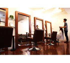 BARCA di Hairsalon 【バルカ】の店舗写真1