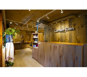 CAMDEN TOWN代々木上原の店舗写真1