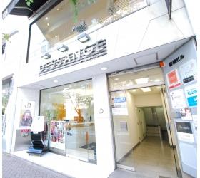 DESSANGE・PARIS銀座店の店舗写真1