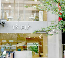 INFIS (インフィス) 銀座の店舗写真1