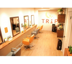 hair lounge TRiPの店舗写真2